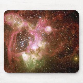N44 Emission Nebula Mouse Pad