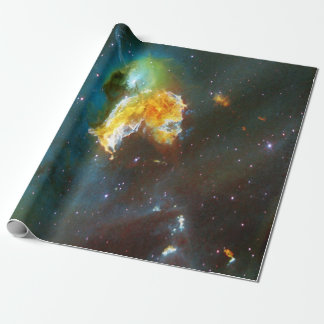 N63A Lady of the night sky Wrapping Paper