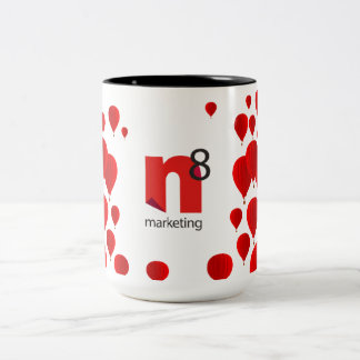 n8 Marketing 15 oz. Hot Air Balloon Mug