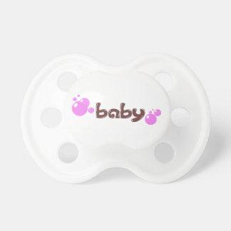 n8vtech baby girl paci dummy
