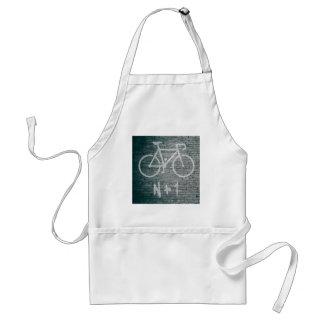 N+1 Bike Graffiti Standard Apron
