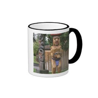 N.A., Canada, British Columbia, Vancouver 2 Ringer Mug