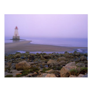 N.A. Canada, Nova Scotia, Shelburne County. Postcard