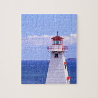 N.A. Canada, Prince Edward Island. Cape Tryon Jigsaw Puzzles