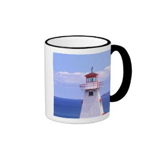 N.A. Canada, Prince Edward Island. Cape Tryon Ringer Mug