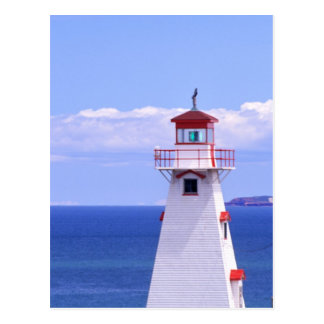 N.A. Canada, Prince Edward Island. Cape Tryon Postcard