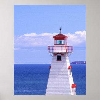N A Canada Prince Edward Island Cape Tryon Print