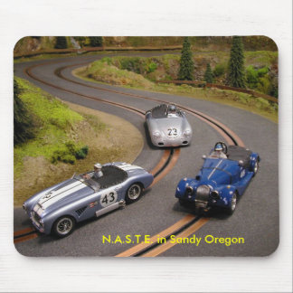 N.A.S.T.E. in Sandy Oregon Mouse Pad