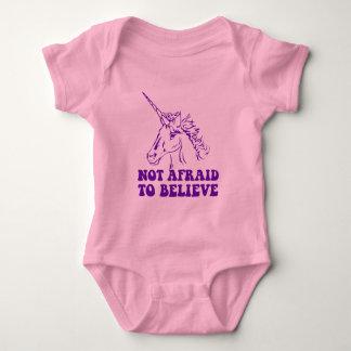N.A.U.B Not Afraid To Believe Unicorn Tshirt