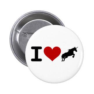 N.A.U.B Unicorn Believers 6 Cm Round Badge