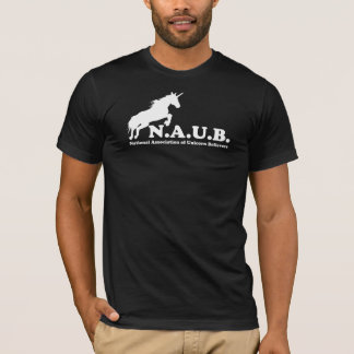 N.A.U.B Unicorn Believers T-Shirt