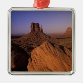 N.A., USA, Utah, Canyonlands National Park Silver-Colored Square Decoration
