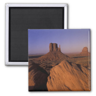 N.A., USA, Utah, Canyonlands National Park Square Magnet