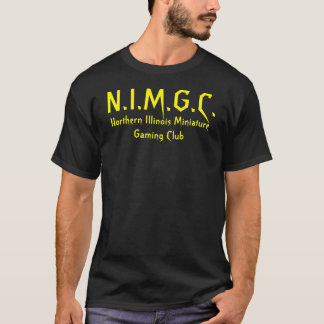 N.I.M.G.C., Northern Illinois Miniature Gaming ... T-Shirt