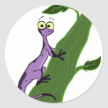 N is for Newt Stickers