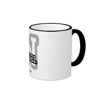 N is for Nigel Ringer Mug