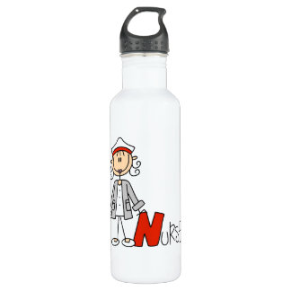 N is for Nurse 710 Ml Water Bottle