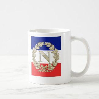 N Laurel w Tricolour Coffee Mug