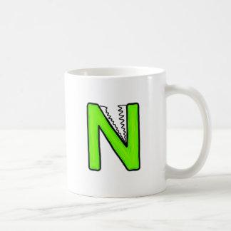 N Monster Mugs