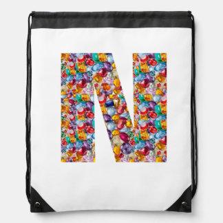 N NN NNN ALPHABET BACKPACK :  ART by NAVIN JOSHI