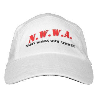 N.W.W.A. - Nasty Woman With Attitude Hat