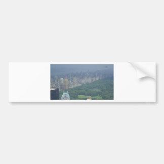 N.Y.C. Tall buildings (kkincade12 Bumper Sticker