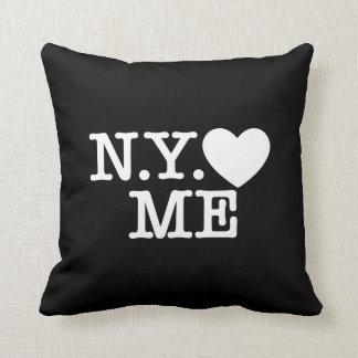 N.Y. Love Me Pillows