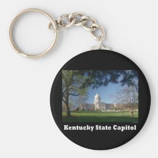 NA119.Ky Capitol. Key Ring