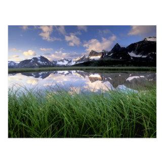 NA, Canada, Alberta, Tonquin Valley. Jasper Postcard