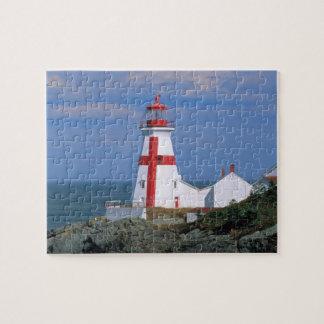 NA, Canada, New Brunswick, Campobello Island. Puzzles