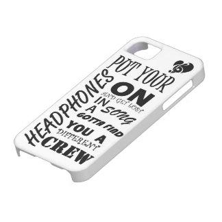 Na Na Na iPhone 5 Cases