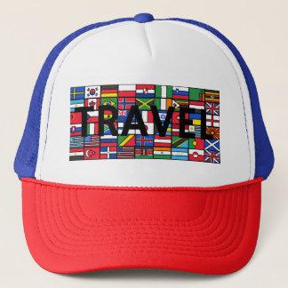 NA- Travel Trucker Hat