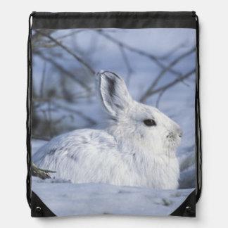 NA, USA, Alaska. Arctic National Wildlife Drawstring Backpacks