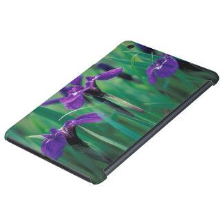 NA, USA, Alaska, Knight Island, Wild iris iPad Mini Retina Case
