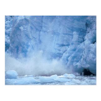 NA, USA, Alaska, Southeast Alaska, Tracy Arm, Postcard