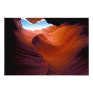 NA, USA, Arizona, Paria canyon. Sandstone Photograph