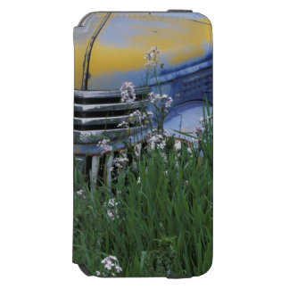 NA, USA, eastern Washington, Old truck with Incipio Watson™ iPhone 6 Wallet Case