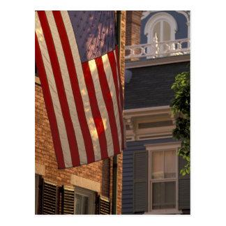 NA, USA, Massachusetts, Nantucket Island, Postcard
