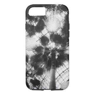 NA, USA, New York, New York City. Palm trees in iPhone 7 Case