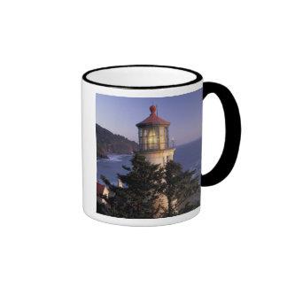 NA, USA, Oregon, Heceta Head Lighthouse, Ringer Mug