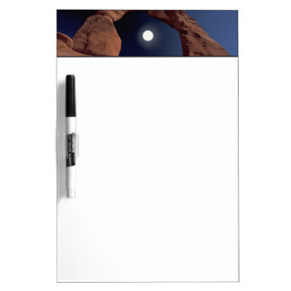 NA, USA, Utah, Arches National Park. Delicate Dry-Erase Boards