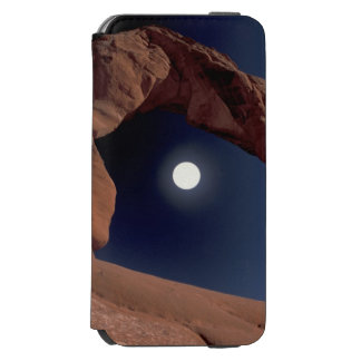 NA, USA, Utah, Arches National Park. Delicate Incipio Watson™ iPhone 6 Wallet Case