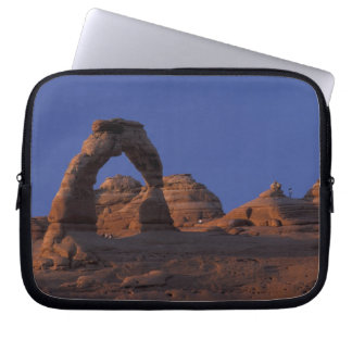 NA, USA, Utah, Arches National Park. Delicate Laptop Sleeve