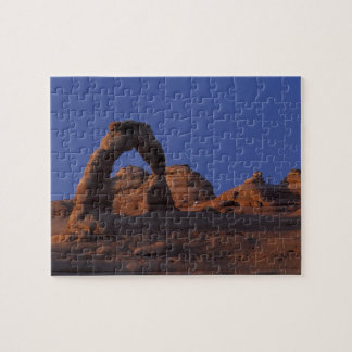 NA, USA, Utah, Arches National Park. Delicate Puzzle
