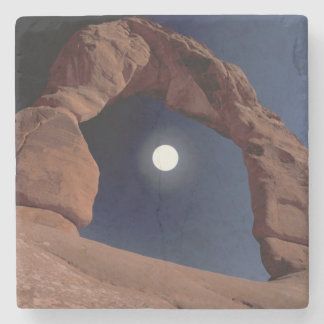 NA, USA, Utah, Arches National Park. Delicate Stone Beverage Coaster