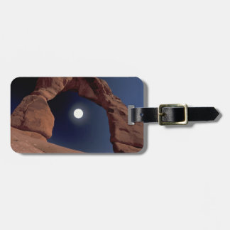 NA, USA, Utah, Arches National Park. Delicate Tag For Luggage
