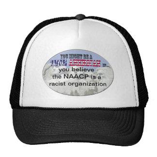 NAACP TRUCKER HATS