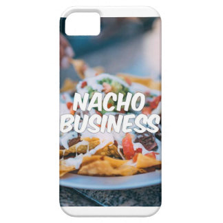 Nacho Business iPhone/Samsung Phone Case