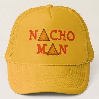 NACHO MAN TRUCKER HAT