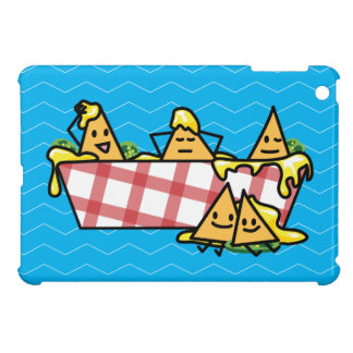 Nachos Melted Cheese Jalapeno Nacho tortilla chips Cover For The iPad Mini